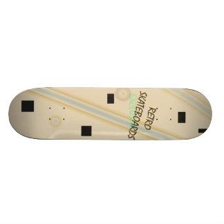RETRO board Typhon design Skate Board Deck