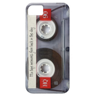 Retro Cassette Tape iPhone 5 Cases
