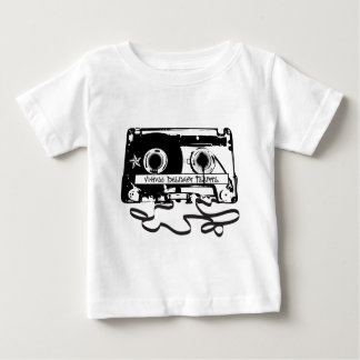 Retro Cassette tape from the 80s Baby T-Shirt