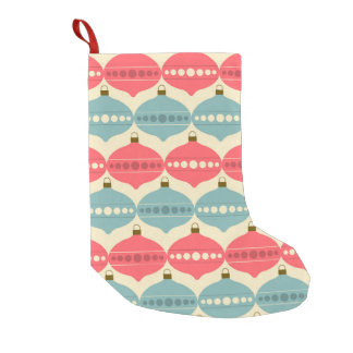 Retro Christmas decoration pattern stocking