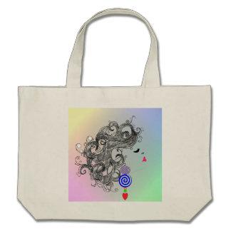 Retro Fashion Lady Beach/Shopping/Travel Bag