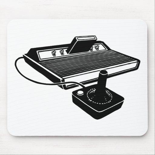 Retro Gamer Mousepad