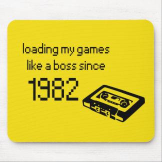 Retro gaming Mousemat