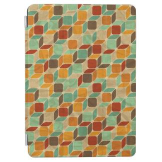 Retro geometric pattern 4 2 iPad air cover