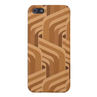 Retro, Gold iPhone 5 Covers