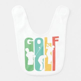 Retro Golf Bib