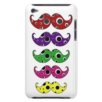 Retro Handlebar Mustache Moustache iPod Touch Covers