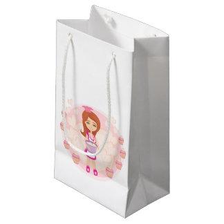 Retro kitchen Girl Gift Bag