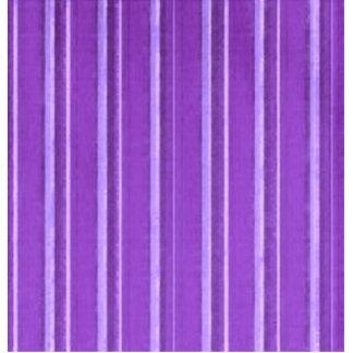 Retro Lavender Purple Stripe Standing Photo Sculpture