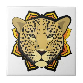 Retro Leopard Tile