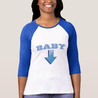 Retro Maternity Tee