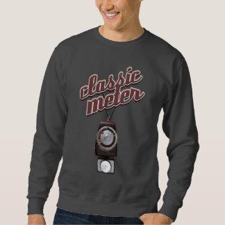 RETRO METER Sweatshirt with unique design