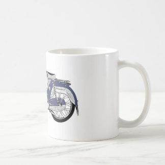 Retro moped Tunturi Coffee Mug