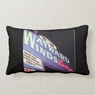 Retro Motel (Tucson, AZ) Lumbar Cushion