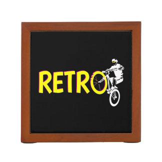 Retro Mountain bike Desk Organiser