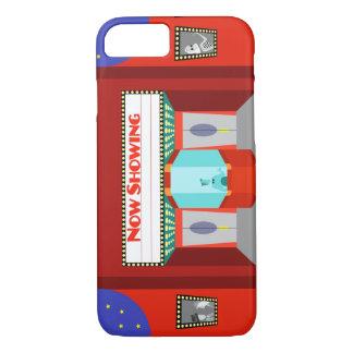 Retro Movie Theater iPhone 7 Case