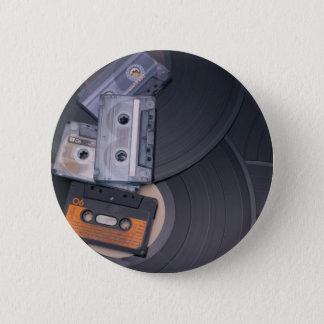 Retro Party 6 Cm Round Badge