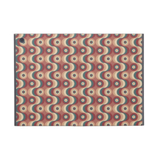 Retro Sixties wallpaper pattern matrix Covers For iPad Mini