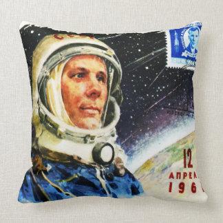 RETRO SPACE AGE 1960's Throw Pillow