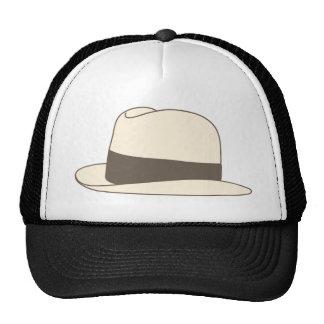retro styled fedora hipster hat