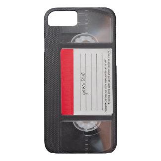 Retro video cassette iPhone 7 case
