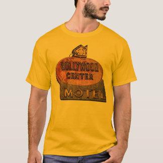 Retro vintage Hollywood Motel design T-Shirt