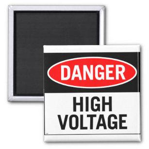 Vintage Safety Signs Refrigerator Magnets Zazzleconz