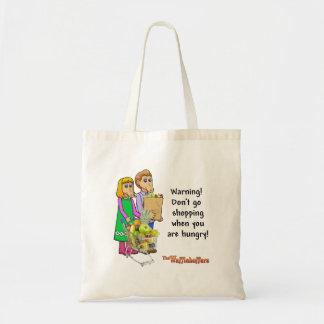 Reusable Shopping Bags Custom - The Wafflehoffers