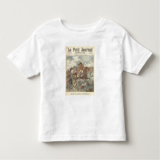 Revolt of the Last of the Redskins Toddler T-Shirt