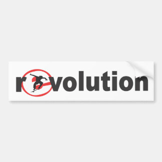 Revolution Bumper Sticker