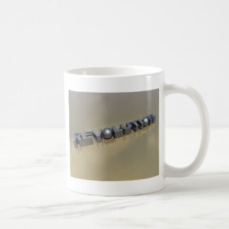 Revolution Coffee Mug