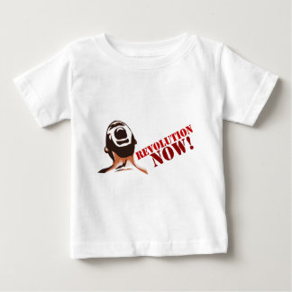 Revolution now! baby T-Shirt