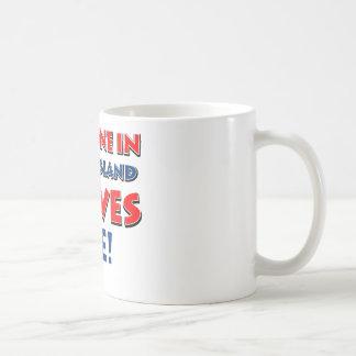 Rhode Island design Coffee Mug