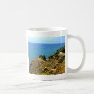 Rhode Island Mohegan Bluffs Coffee Mug