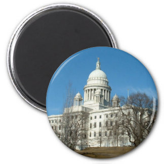 Rhode Island State Capitol Magnets