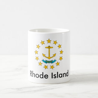 Rhode Island State Flag Mug