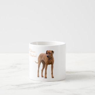 Rhodesian Ridgeback dog beautiful photo gift Espresso Cup