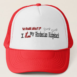 Rhodesian Ridgeback Gifts Trucker Hat