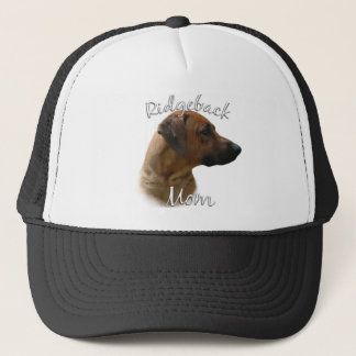 Rhodesian Ridgeback Mom 2 Trucker Hat