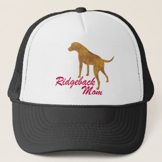 Rhodesian Ridgeback Mom Trucker Hat