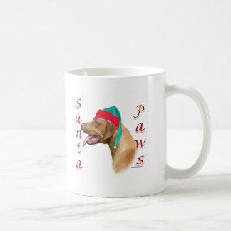 Rhodesian Ridgeback Santa Paws Coffee Mug