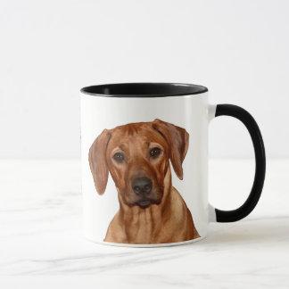Rhodesian Ridgeback sulk Mug