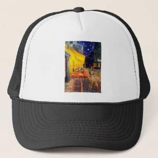 RhodesianRidgeback 2 - Terrace Cafe Trucker Hat