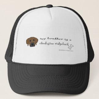 RhodesianRidgebackBrother Trucker Hat