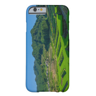 Rice Paddy Field in Japan Barely There iPhone 6 Case