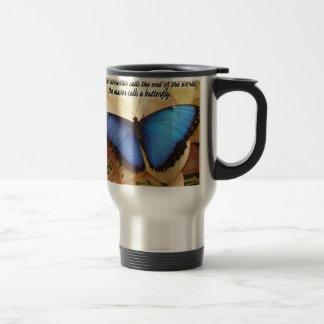 Richard Bach-The Caterpillar Travel Mug