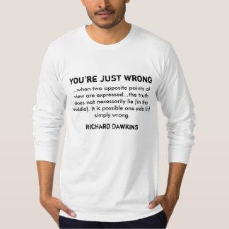 Richard Dawkins on Truth T-Shirt