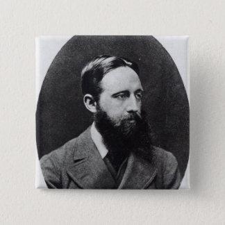 Richard Jefferies, c.1881-2 15 Cm Square Badge