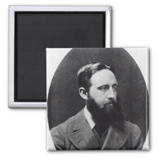 Richard Jefferies, c.1881-2 Magnet
