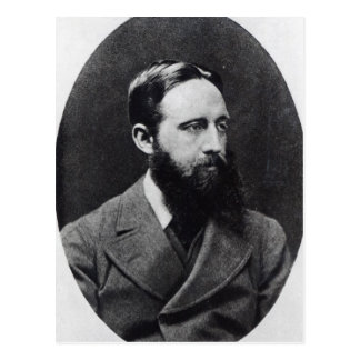 Richard Jefferies, c.1881-2 Postcard